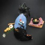 Chapon Noire d'Astarac Bigorre (famille poule gasconne)